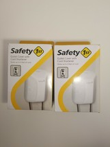2 - Safety 1st 48308 Outlet Cover With Cord Shortener Store up to 4 Feet of Cord - $6.99