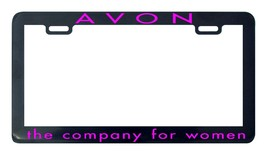 Avon the company for women license plate frame holder - $5.99