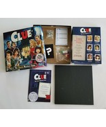 CLUE The Classic Murder Mystery Board Game with Dr Orchid(Missing Game C... - $5.86