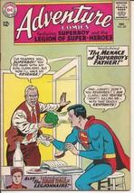 DC Adventure Comics #327 Superboy The Menace Of Superboy's Father LOSH - $14.95