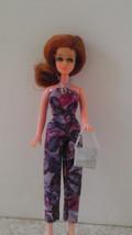 Handmade Dawn Doll Clothes 6.5 Inch Doll Dress Set Mod Doll Clothes - $25.00
