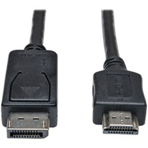 Tripp Lite P582-006 DisplayPort to HDMI Adapter Cable, 6ft - $38.95