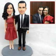 Hot Sale gift Custom Polymer Clay Figure From Photos Permanent Preservat... - $148.00