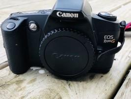 Canon EOS Rebel G Film SLR Camera Body Only - $24.19