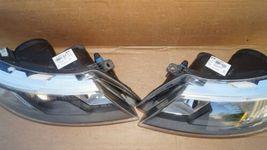 08-12 Saab 9-3 Halogen Headlight Lamps Set Pair L&R image 6