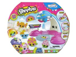 Shopkins Sweet Spree Design Station Beados Kit With Drying Tool New - $26.89