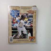 MLB All Star Game Official Program Midsummer Classic Baseball July 10 2012 - $14.95