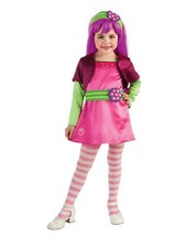 Rubies Deluxe Raspberry Tart Girl's Costume w/Wig, Tights, Headpiece, Belt - $24.99