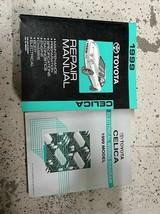 1999 toyota celica service repair workshop manual oem set with ewd - $39.54