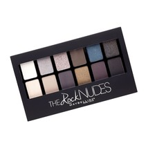 Maybelline New York The Rock Nudes Palette 10g / .35 oz New - $10.99