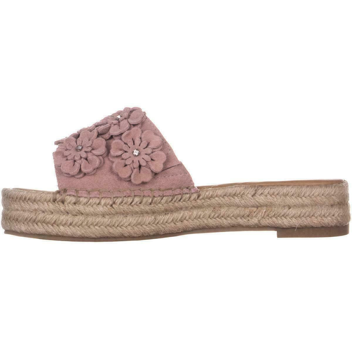 Carlos by Carlos Santana Chandler Sandals Pink Blush, Size 5 M
