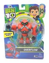 Ben 10 Basic Overflow Action Figure [Water Blasts!] - $44.54
