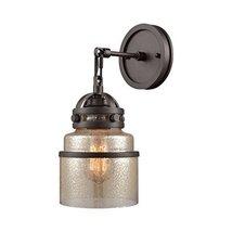 Elk Lighting 16450/1 Gramercy - One Light Wall Sconce, Oil Rubbed Bronze... - $207.90