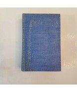 Home & Holiday Verse BOOK 1939 Blue Ribbon HB 800 Poems Louella D Everet... - $17.82