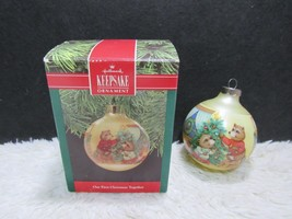 Hallmark Keepsake, Our First Christmas Together, Christmas Tree Ornament - $5.95