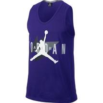 Jordan AJVI Men's Outsole Tank Purple-White 622092-423 - $39.95