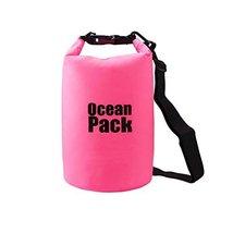 George Jimmy Waterproof Case Dry Bag Swimming Bag,Pink 5L - $19.01