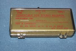 PHONOGRAPH NEEDLE STYLUS for Webster A-1J A-1M Webster WE15 ASTATIC N823-1SD image 3
