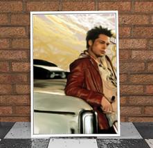 Brad Pitt - Fight Club - Painting Poster Print-... - $11.99 - $49.99