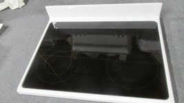 W10336324 Whirlpool Range Oven Main Top Glass Cooktop White - $150.00