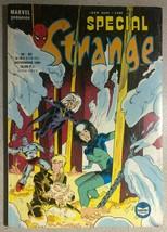 Strange Special #65 French Color Marvel Comic (1989) X-Men Namor Vg+ - $17.33