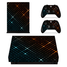 Nice wallpaper Decal Xbox one X Skin for Xbox Console & 2 Controllers - $15.00