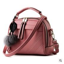 2017 New Women Messenger Bag Cute Vintage Handbag Girl Shoulder Gray Pin... - $28.99