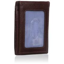 Tommy Hilfiger Men's Leather Magnetic Front Pocket ID Credit Card Slim Wallet image 2