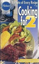 Cooking for 2 (Pillsbury Classic Cookbooks #186 - August 1996) [Single Issue Mag