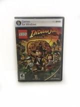 Lego Indiana Jones - The Original Adventures PC DVD Games for Windows - $15.83