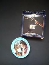 "Vintage 1982 AVON E.T. & ELLIOTT Decal Soap 3 oz. NIB ET ""I'll Be Right ... - $2.92"