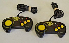 Turbo Touch 360 TRIAX Sega Genesis Controller Gamepad TESTED LOT OF 2 - $9.89