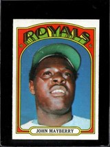 1972 TOPPS #373 JOHN MAYBERRY VG+ ROYALS  *X2940 - $0.99