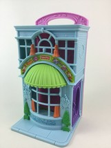 Sweet Street Hideaway Hollow Toy Store Mouse Dollhouse Fisher Price 2009 - $19.55