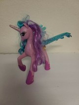 My Little Pony Princess Celestia Talking Light Up Flapping Wings 2010 Ha... - $39.99