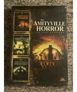 The Amityville Horror Triple Feature (DVD, 1979-1983 Horror Series) NEW ... - $24.99