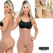 Faja COlombiana Moldeadora, Reductora, control aplana abdomen, cintura p... - $59.84
