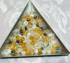 MIYUKI SEED BEAD COLOR MIXES 20 GRAMS - YOU SELECT SIZE AND COLOR image 9