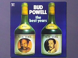 Buddha Bud Powell The Best Years Roulette Vg 421010 2 Groups Lp Record Jazz - £128.21 GBP