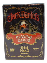 Jack Daniel's Playing Cards deck mib never opened - $14.99