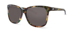 Costa Del Mar May 208 Shiny Abalone Square Polarized Sunglasses - $221.86