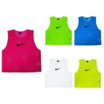 Nike Training BIB Team Pinnies Scrimmage Vest Soccer Football Multi-Color - $20.99