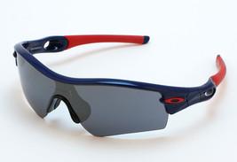 Oakley MLB Braves Radar Path 09-782 Sunglasses - Blue/Black Iridium - $135.96