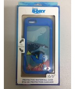 eKids - Waterfall Case Finding Dory for Apple® iPhone® 6 and 6s - Blue - $7.84