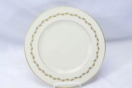 "Lenox Golden Wreath Dinner Plates 10.5"" Lot of 12 - $103.87"