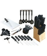 Gibson Home Total Kitchen 41-Piece Cutlery Combo Set - $58.83