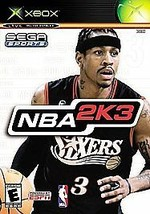 Pre-Owned ~ NBA 2K3 (Microsoft Xbox, 2002) ~ CIB - $3.95