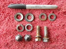 Rear shock mount bolts 1981 Kawasaki KZ750 KZ 750 H LTD - $14.01