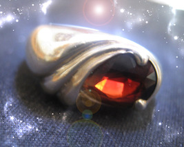 HAUNTED RING ALEXANDRIA VAMPIRE BLOOD RIGHTS BLESSINGS HIGHEST LIGHT RARE MAGICK - $4,133.51