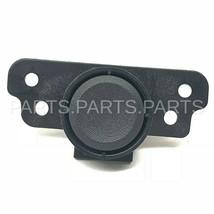 OEM Ford Fusion LATCH Dash Storage Button Glove Compartment Cubby DARK GRAY - $14.99